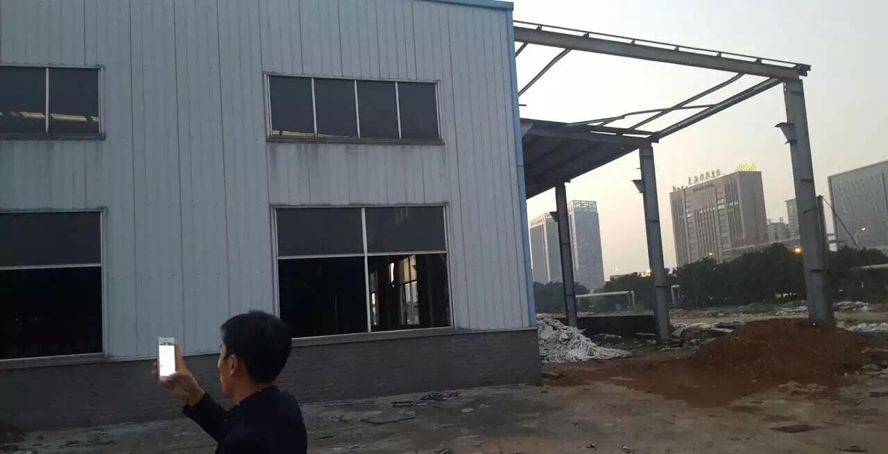 钢结构柱子