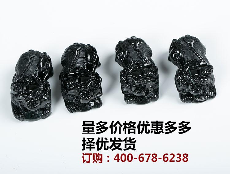 价廉物美的墨翠由玲珑福玉器提供-墨翠批发