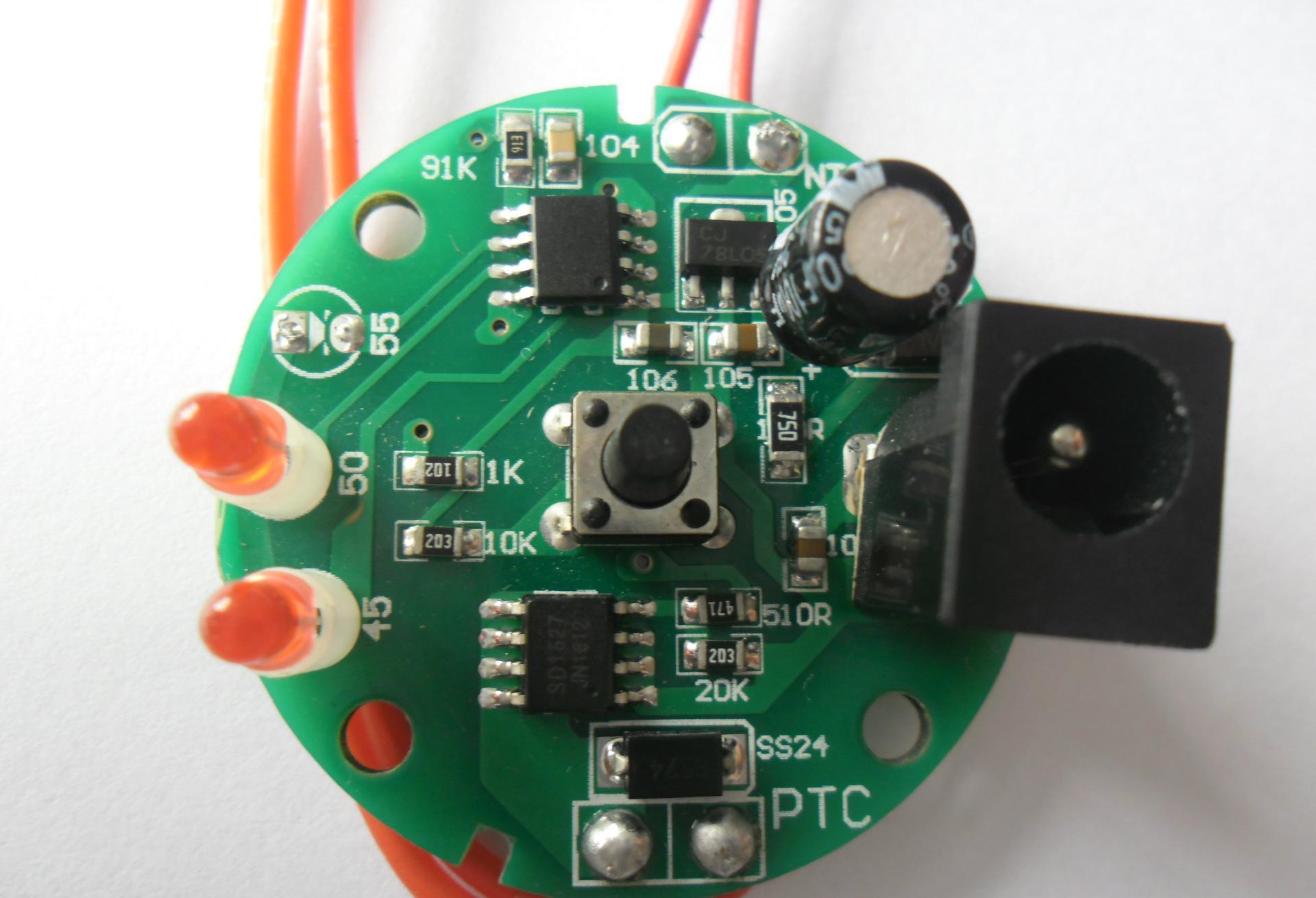 温控器 高精度温度控制器 控温开关 微型温控板厂家