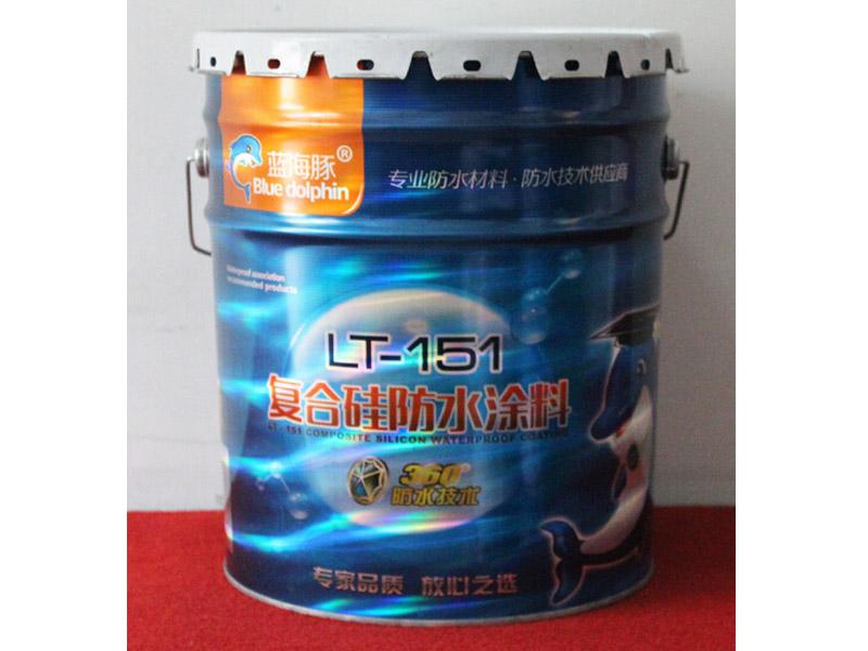 复合硅LT-151防水涂料你值得拥有 复合硅防水涂料批发商