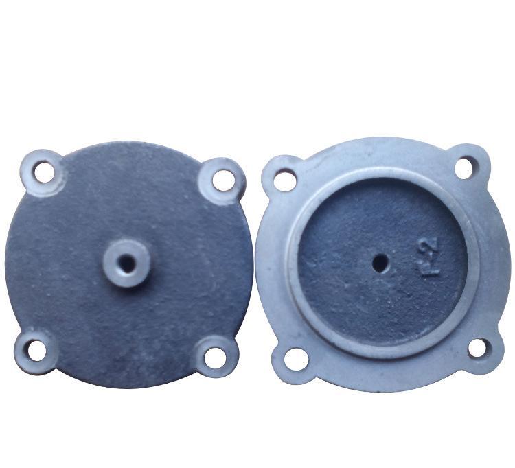 厂家现货供应专业精工耐用叉车配件液压泵端盖图片