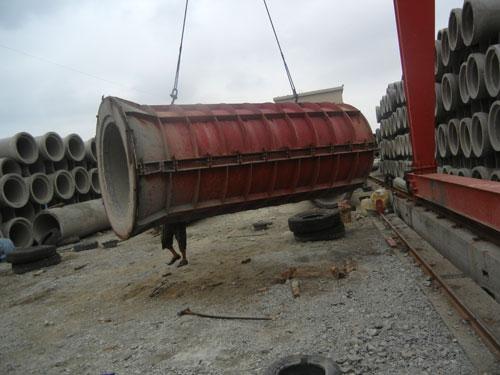 潍坊哪里有卖得好的水泥涵管设备|水泥涵管模具批发