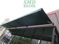武漢盛美達專業制作伸縮雨篷,活動帳篷,固定雨篷,廠家直銷