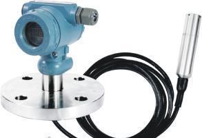 投入(液压)式液位变送器 采用高性能的扩散硅压阻式压力传感器