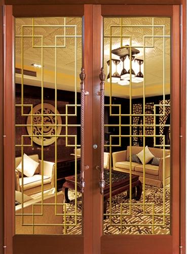 仿真铜门定做-价格合理的仿铜门要到哪买