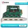 美菲特M1130四路HDMI高清音视频采集卡