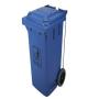 不锈钢垃圾桶专业性哪家强,认准鑫金邦240升垃圾桶
