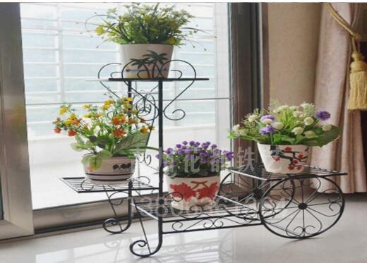 优质花架直销 优惠的山东铁艺花架哪里有供应
