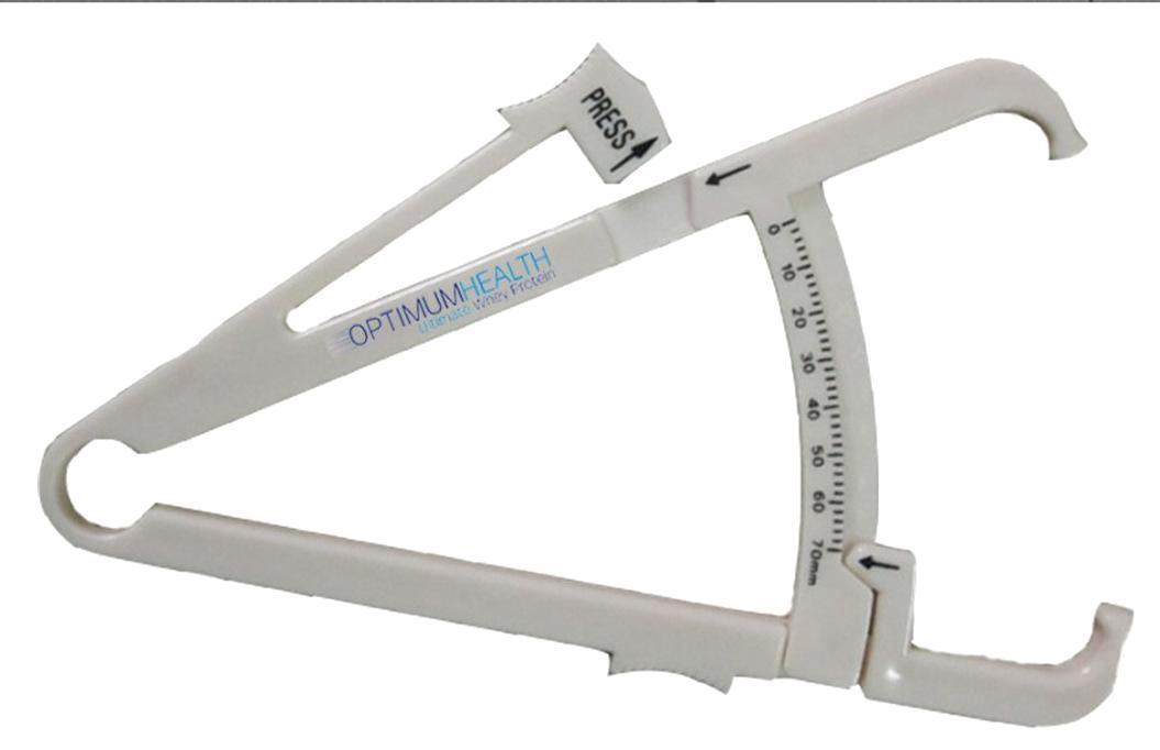 供应脂肪测量尺/脂肪厚度测量尺/健身健美日用品