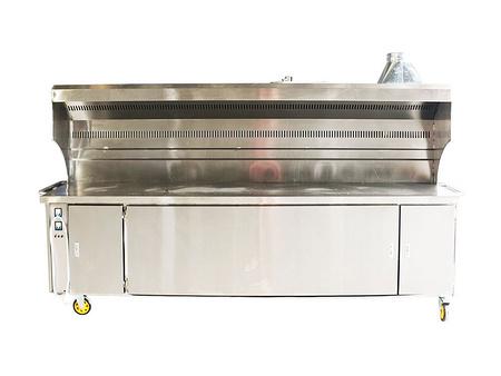 无烟净化烧烤炉专业供应商_环保净化烧烤车价格