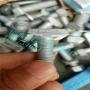 供应邯郸市恒诺M12带齿高铁T型螺栓带齿哈芬槽螺栓