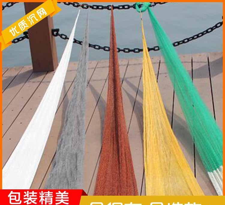 渔网手工织法图解