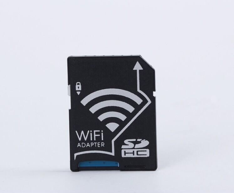 WIFI SD卡套 超值赠送一张8G内存卡