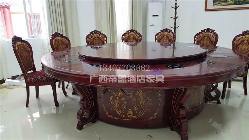 广西大型电动餐桌——价格适中的南宁电动餐桌推荐给你