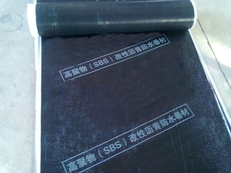 江苏SBS改性沥青防水卷材价格 SBS改性沥青防水卷材生产厂
