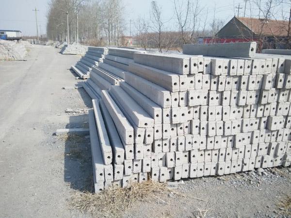 【供销】山东优惠的水泥方柱——加重后砌价格