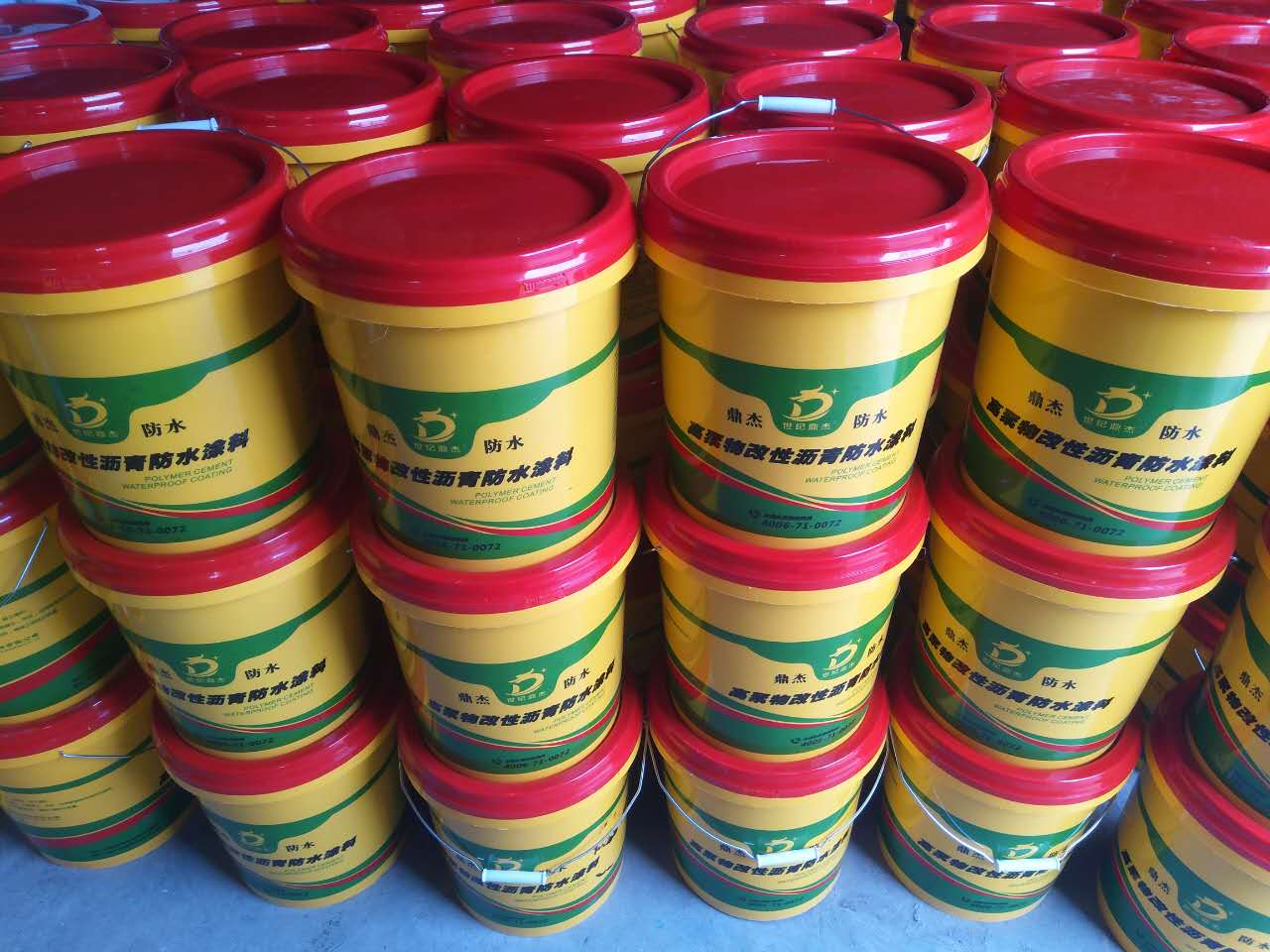 山东高质量的改性沥青防水涂料出售_高聚物改性沥青防水涂料批发