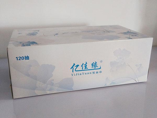 广告盒抽纸厂家-淄博专业的卫生纸厂家推荐