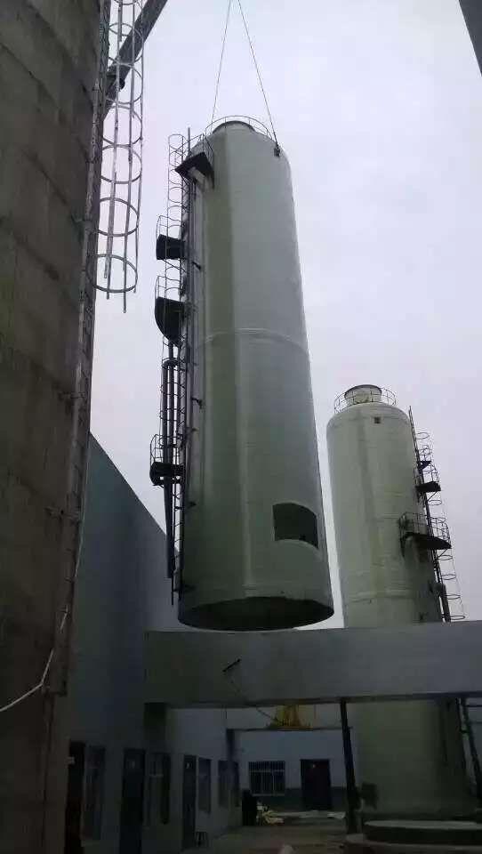 玻璃钢烟囱价格|厂家批发玻璃钢除雾器