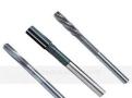 专业生产硬质合金螺旋铰刀 钨钢机用螺旋铰刀 加长铰刀 直槽绞刀