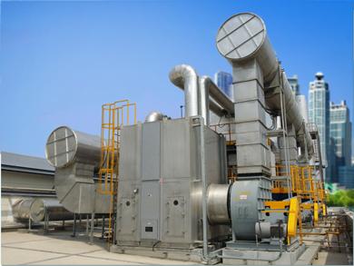 专业的分子筛转轮浓缩净化制作商|热回收技术