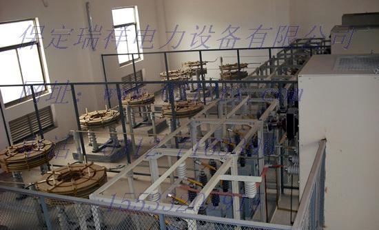供应保定瑞祥大量供应--高压滤波补偿设备