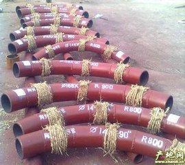 供应河北热销耐磨弯头-优惠的自蔓燃弯头生产厂家
