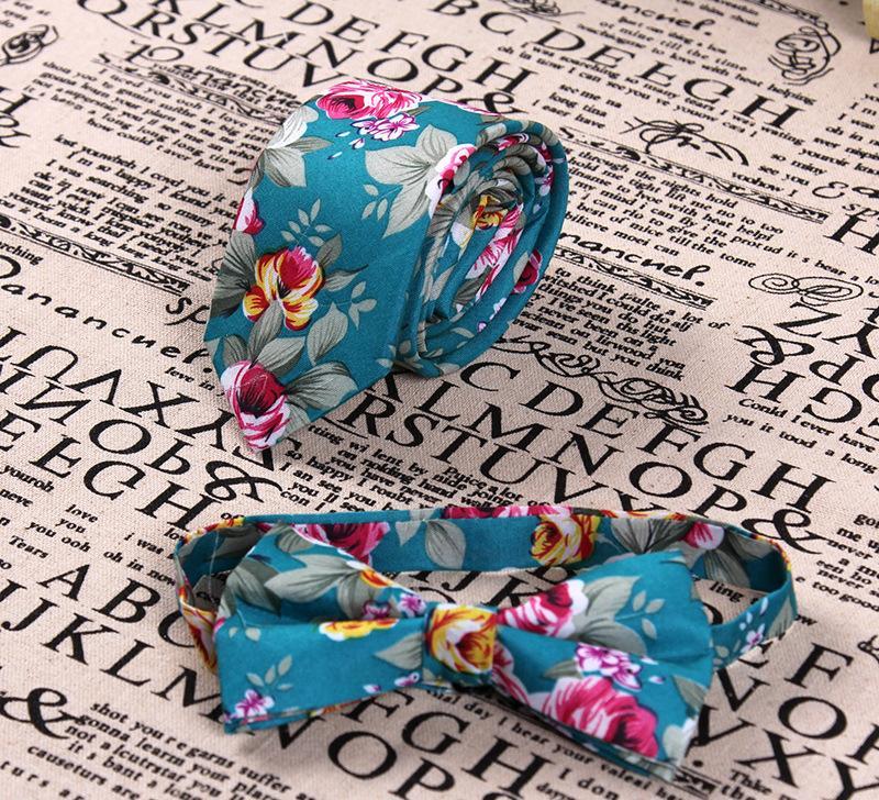 【厂家直销】儿童领结小可爱碎花休闲系列 男女领结领带 长期现货