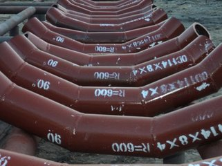 沧州耐磨弯头厂家推荐 优质的自蔓燃弯头生产厂家