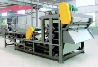 带式压滤机工作原理——专业的带式压滤机在哪买