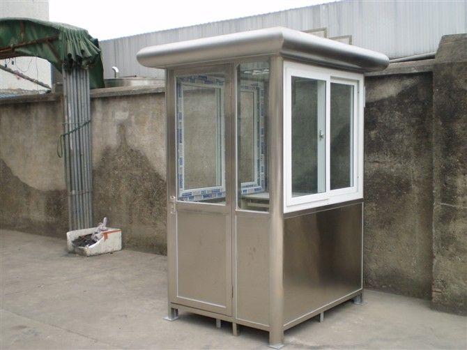 甘肃销量好的不锈钢岗亭,兰州移动厕所