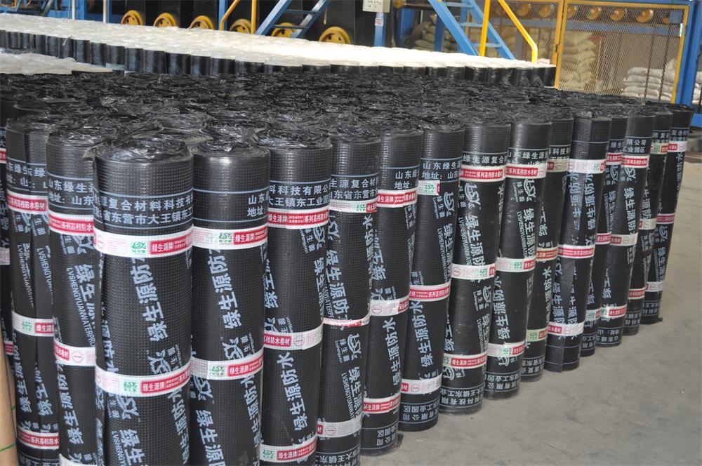 沥青防水卷材总代理-改性沥青防水卷材生产厂