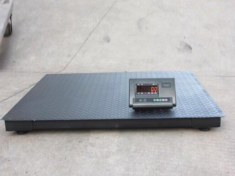 湖北口碑好的小地磅【供销】-武汉80T地磅