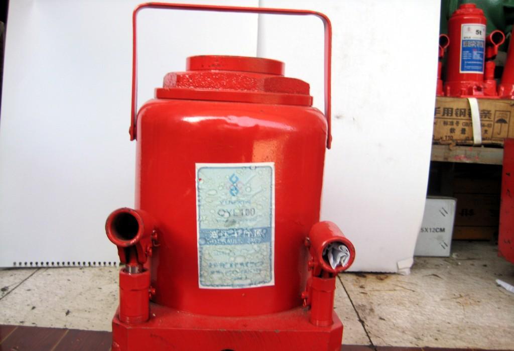 液压千斤顶单作用手动油泵电动大吨位双换向双作用千斤顶图片