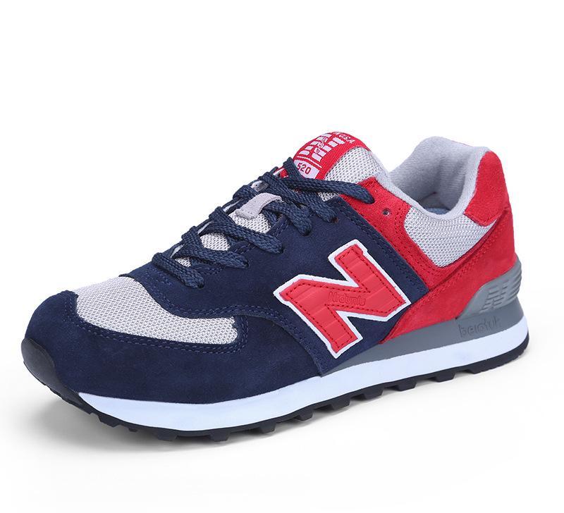 新百伦国际香港复古鞋男鞋女鞋美国队长运动鞋belatuk黑白跑步鞋