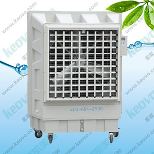 虹贝实业专业从事环保空调、工业空调、水冷空调生产与销售