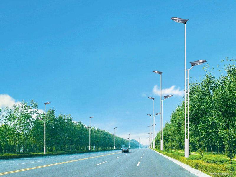 兰州照明工程|兰州好的路灯厂家推荐
