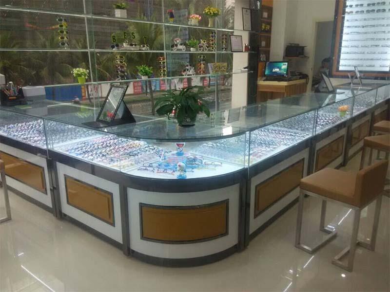 知名的眼镜展柜供应商 眼镜展柜价格