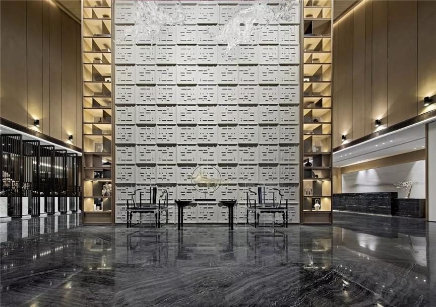 郑州销售中心展厅装修价位——展厅装修哪家服务好