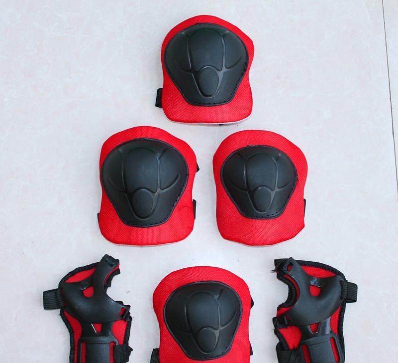 2014新款儿童轮滑护具,儿童自行车护具