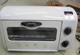 NIKON牌8升家用電烤箱NOT-601s/新款推薦/時尚熱賣/出口品牌