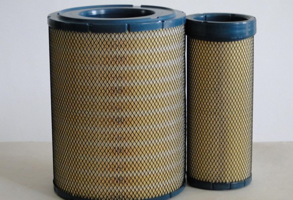 车空滤清器_上海汇众 工程车 机械 设备货车空气滤清器 空气滤芯 空气格k3247