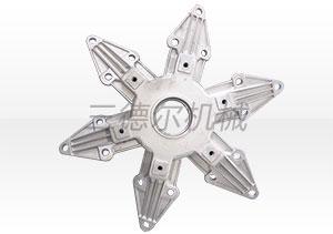 铝轮叶角生产商——专业的风机配件铝轮叶角制作商