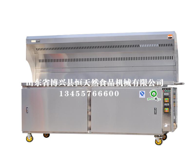 烧烤设备生产商-价位合理的烧烤车供应信息