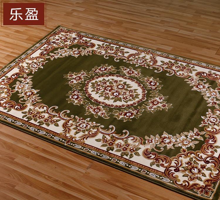 家用地毯 土耳其进口新款方形多色地毯 欧式古典客厅卧室阳台地毯