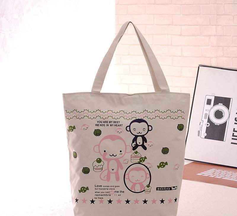 【苞朵朵】diy白板包 手绘帆布包 来样定做 可定做图案厂家直销