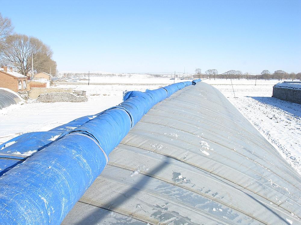 潍坊地区品质好的大棚保温被 防雨大棚保温被生产厂家