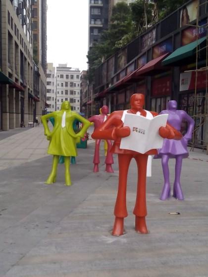 动物玻璃钢雕塑费用_采购人物玻璃钢雕塑认准景天雕塑