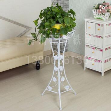客厅花架款式_花都铁艺花架供应实惠的绿萝铁艺花架