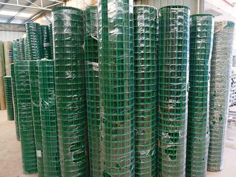 肇庆好的浸塑电焊网【特价供应】-精巧的不锈钢筛网